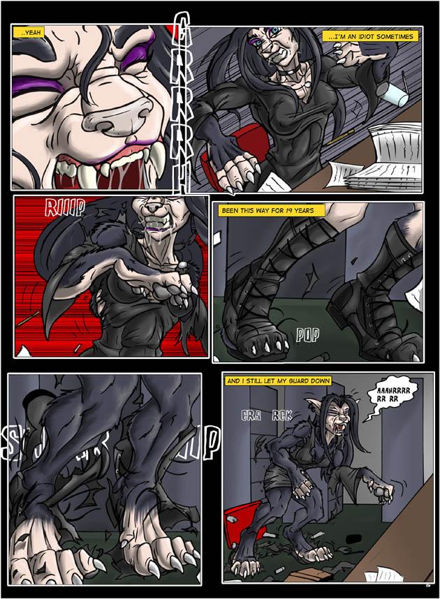 Showing Porn Images for Female werewolf transformation comic deviantart porn | www ...