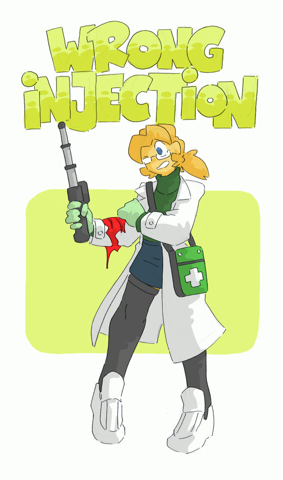 Wrong Injection [CM] by Hukeng