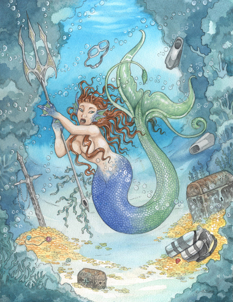 Pictures of Mermaid Transformation Sequence - #rock-cafe