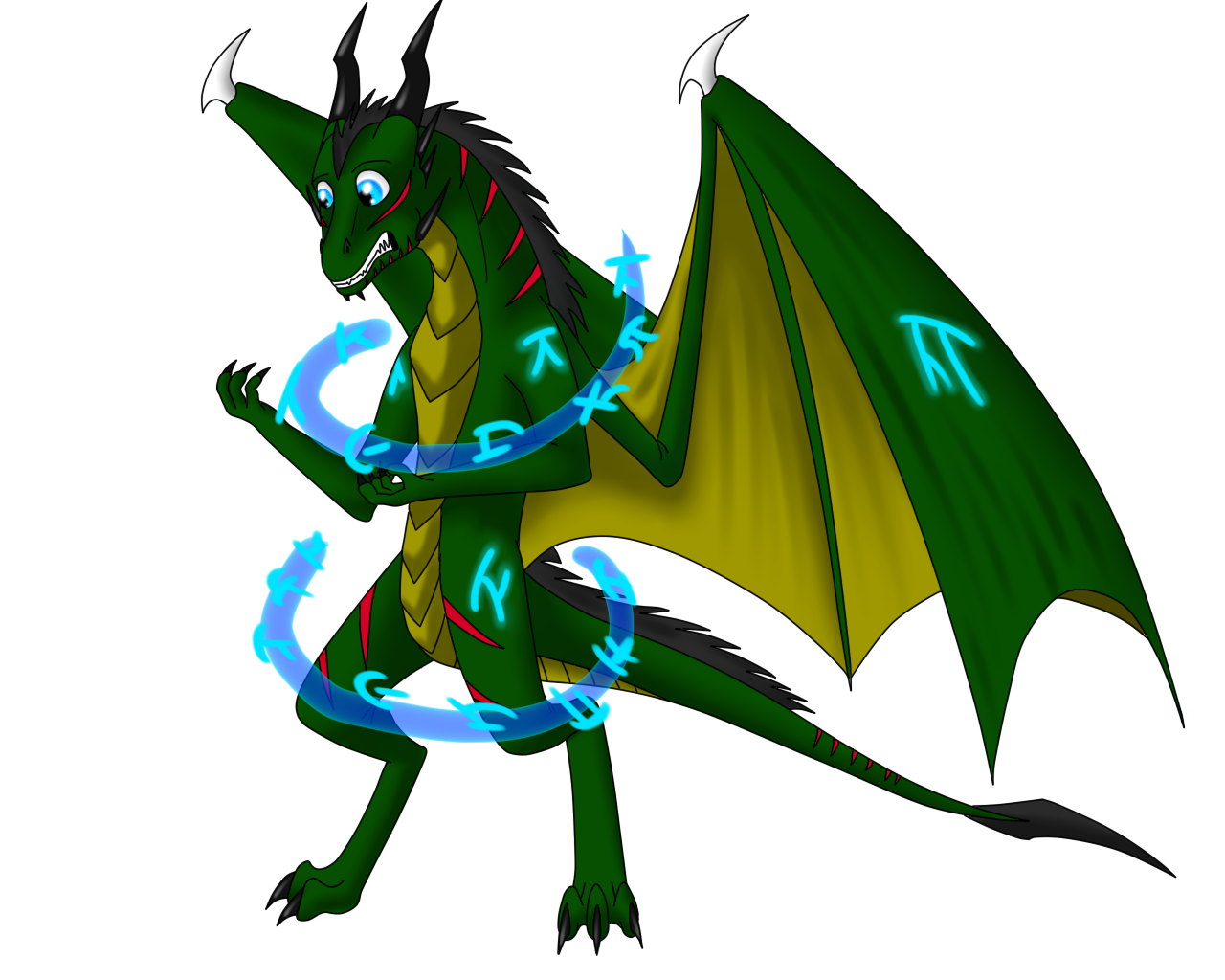 dragon transformation spells pictures to pin on pinterest