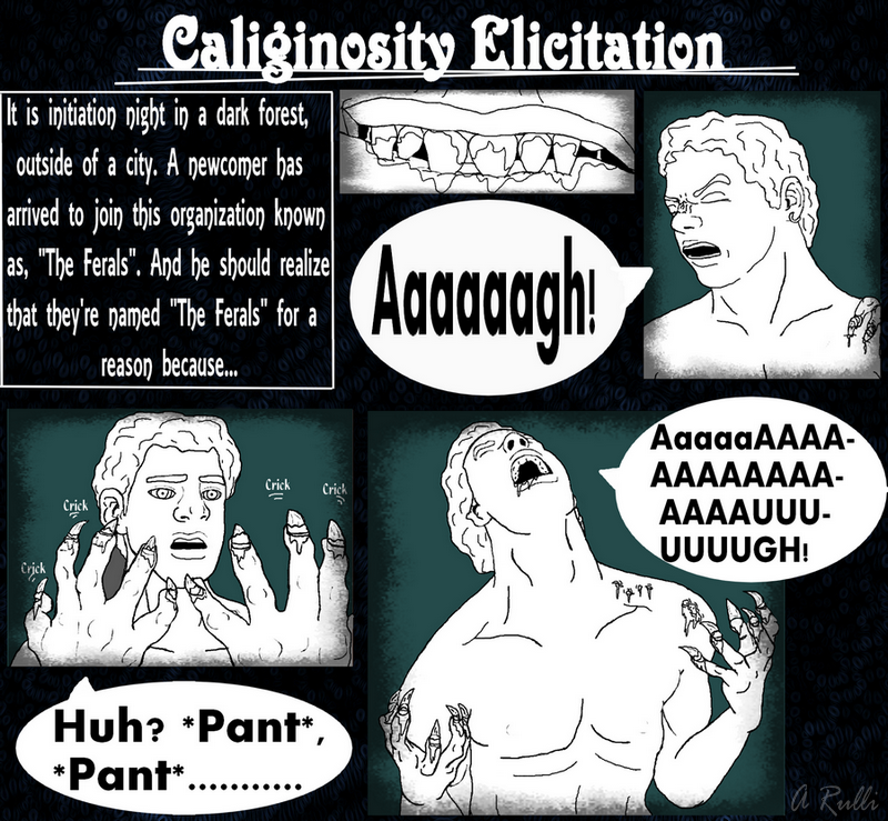 (Reuploaded + Old) Caliginosity Elicitation Sequence (2011) by Adaru32